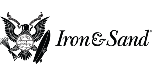 Iron and Sand Registration logo